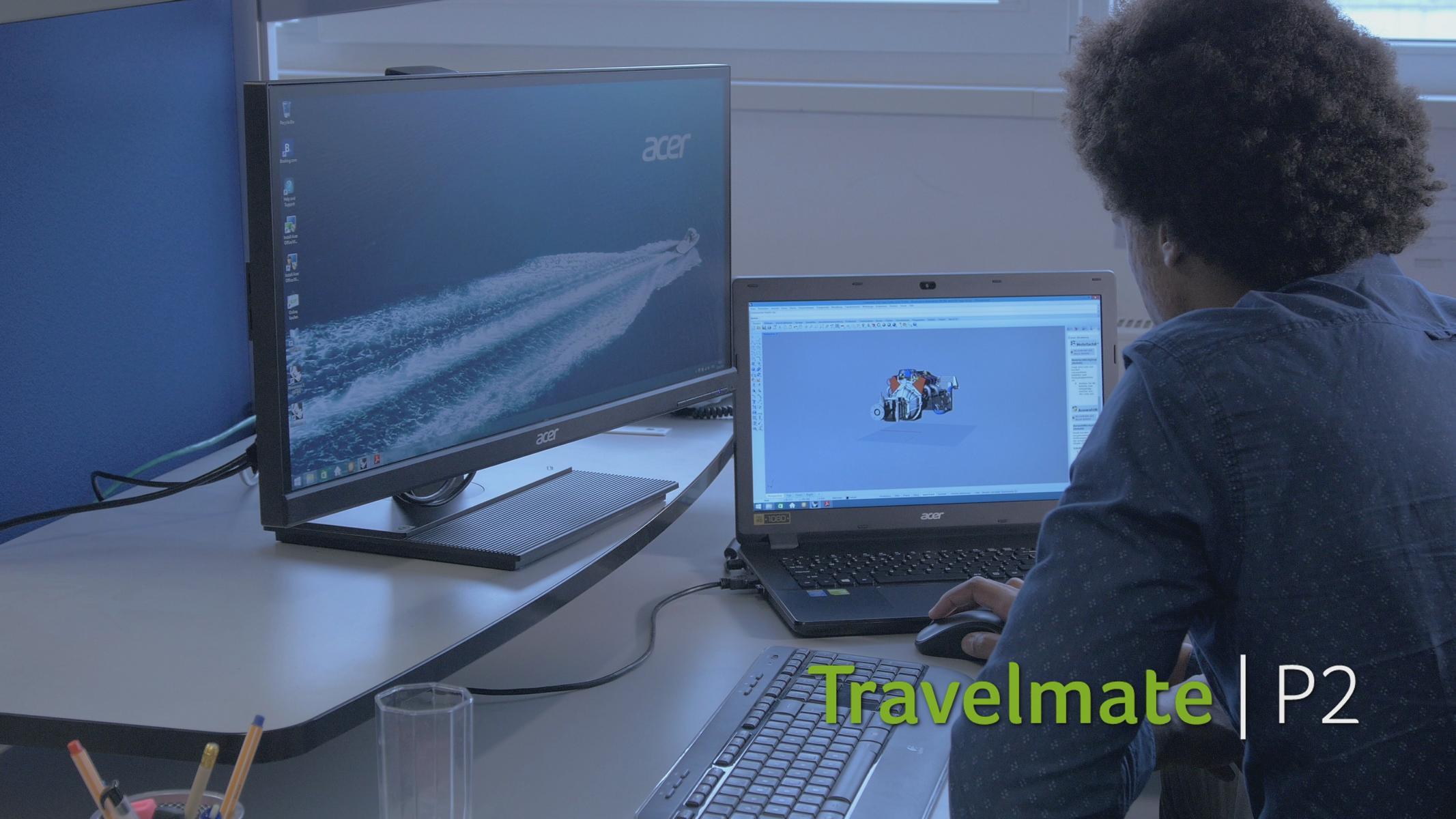 Acer Travelmate P2 Notebooks
