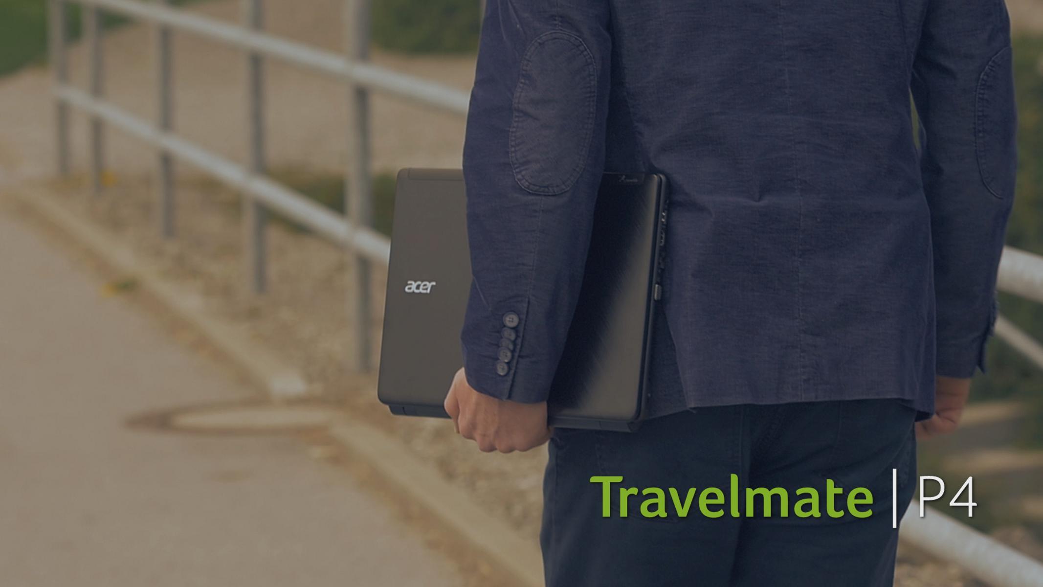 Acer Travelmate P4 Notebooks