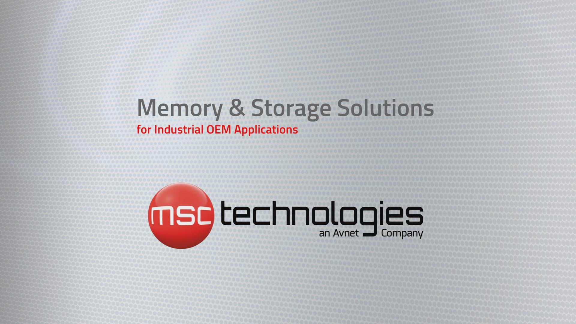 MSC Storage Solutions
