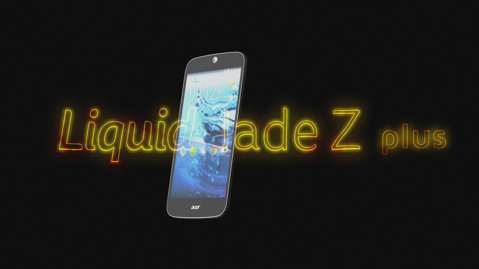 Acer Liquid Jade Z plus Smartphone